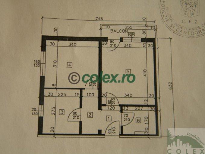 Apartament de vanzare direct de la agentie imobiliara, in Sinaia, in zona Semicentral, cu 47.000 euro negociabil. 1 grup sanitar, suprafata utila 47 mp.