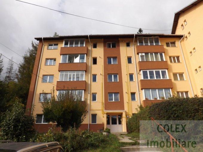 vanzare Apartament Busteni cu 2 camere, cu 1 grup sanitar, suprafata utila 44 mp. Pret: 24.000 euro negociabil.