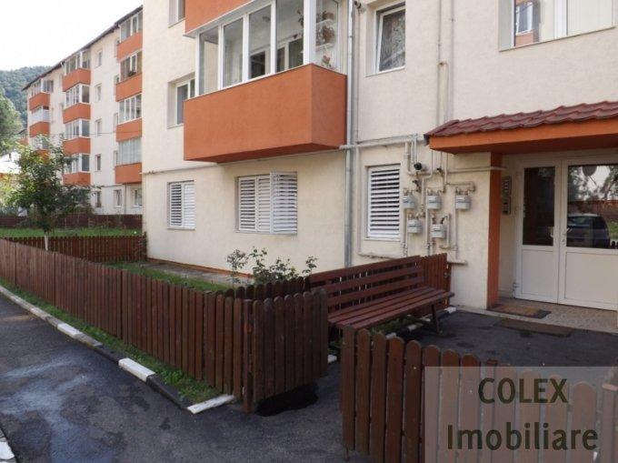 Apartament vanzare Busteni 2 camere, suprafata utila 47 mp, 1 grup sanitar. 38.000 euro negociabil. Etajul 1. Apartament Cezar Petrescu Busteni  Prahova