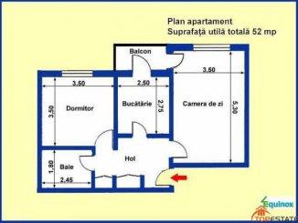 agentie imobiliara vand apartament decomandata, in zona Piata Mihai Viteazu, orasul Ploiesti