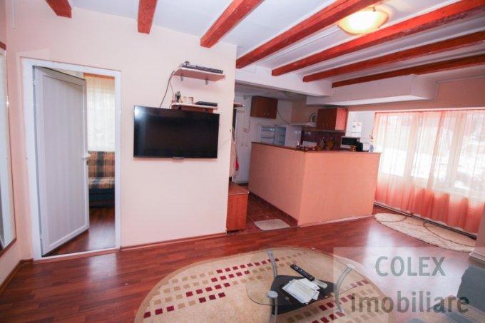 Apartament vanzare Busteni 2 camere, suprafata utila 58 mp, 1 grup sanitar. 37.000 euro negociabil. Etajul 1. Apartament Zamora Busteni  Prahova