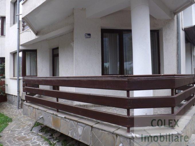 Apartament vanzare Busteni 3 camere, suprafata utila 113 mp, 1 grup sanitar. 110.000 euro negociabil. Etajul 1. Apartament Semicentral Busteni  Prahova