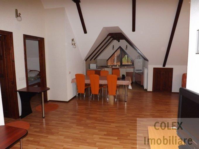 Apartament vanzare Piatra Arsa cu 3 camere, etajul 1, 1 grup sanitar, cu suprafata de 101 mp. Busteni, zona Piatra Arsa.