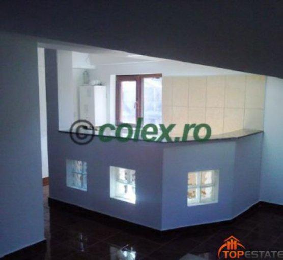 vanzare apartament decomandata, orasul Busteni, suprafata utila 70 mp