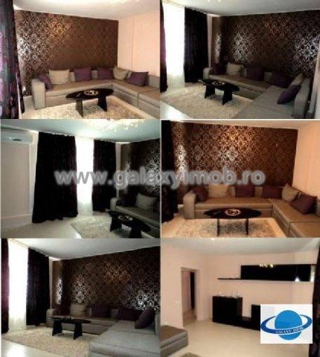 Apartament cu 3 camere de inchiriat, confort Lux, zona Cantacuzino,  Ploiesti Prahova