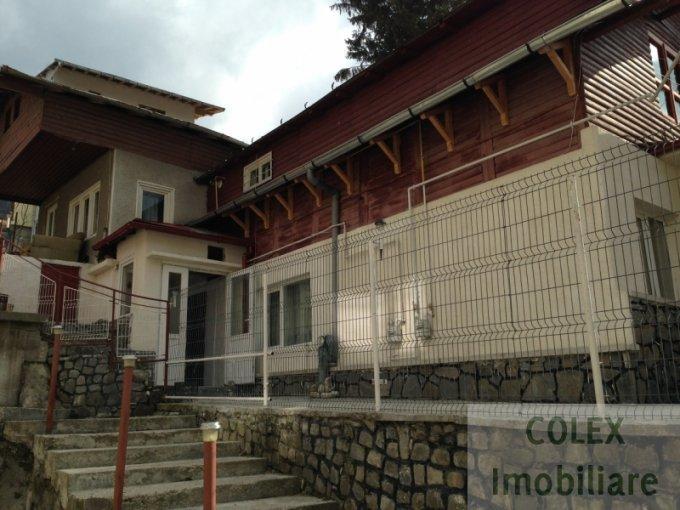 Apartament de vanzare in Busteni cu 4 camere, cu 2 grupuri sanitare, suprafata utila 94 mp. Pret: 100.000 euro negociabil.