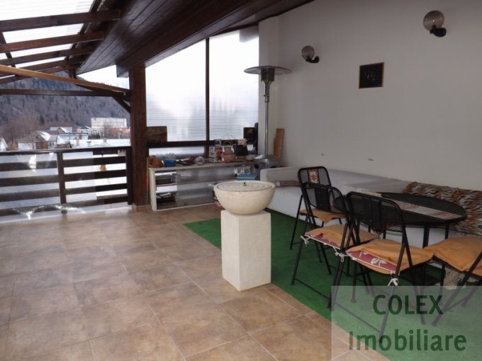 Apartament vanzare Azuga 4 camere, suprafata utila 183 mp, 2 grupuri sanitare. 150.000 euro negociabil. Etajul 1. Apartament Satu Nou Azuga  Prahova