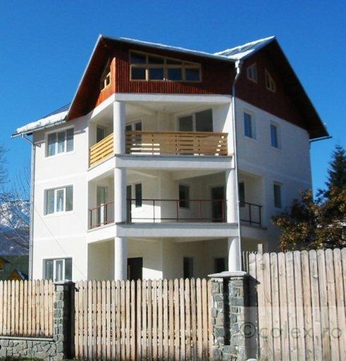 Apartament vanzare Azuga 5 camere, suprafata utila 169 mp, 2 grupuri sanitare. 127.000 euro negociabil. Etajul 1. Apartament Satu Nou Azuga  Prahova