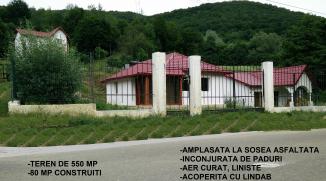 proprietar vand Casa cu 3 camere, zona Nord-Est, orasul Valenii de Munte