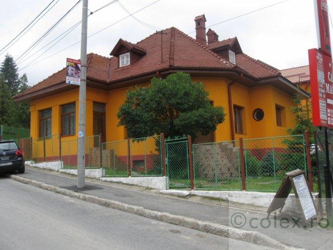 vanzare Casa Busteni cu 6 camere, cu suprafata utila de 254 mp, 2 grupuri sanitare. 250.000 euro negociabil.. Casa vanzare Valea Alba Busteni  Prahova