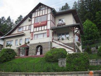 Prahova Sinaia, zona Central, Mini hotel / Pensiune cu 14 camere de vanzare de la agentie imobiliara
