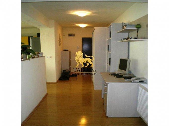vanzare apartament decomandat, zona Vasile Aaron, orasul Sibiu, suprafata utila 62 mp