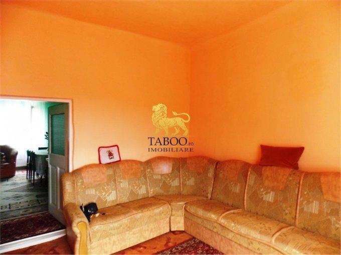vanzare apartament cu 2 camere, semidecomandat, orasul Sibiu