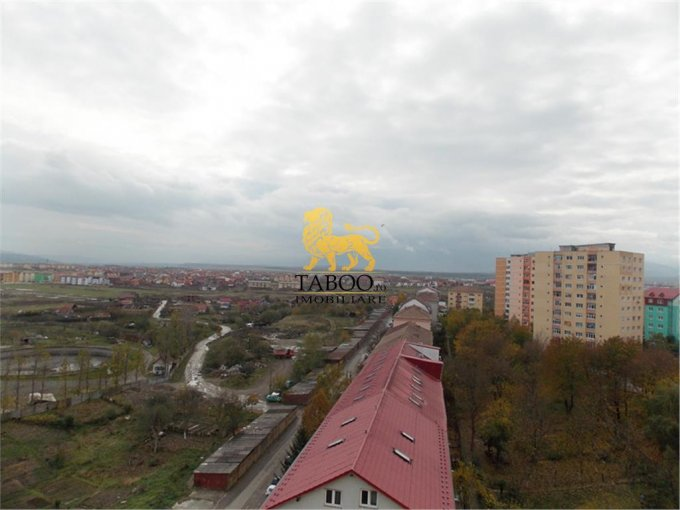 vanzare apartament cu 2 camere, decomandat, in zona Vasile Aaron, orasul Sibiu