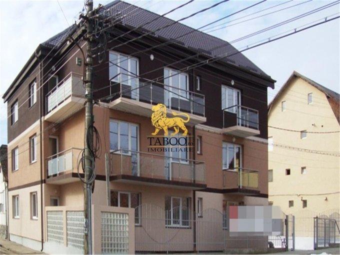 vanzare apartament cu 2 camere, decomandat, in zona Turnisor, orasul Sibiu