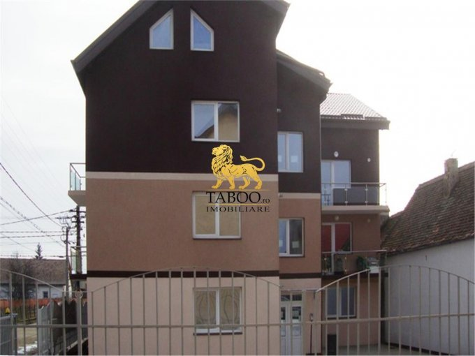 vanzare apartament decomandat, zona Turnisor, orasul Sibiu, suprafata utila 59 mp