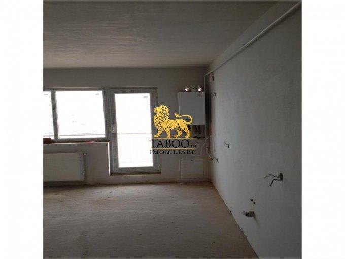 vanzare apartament decomandat, zona Turnisor, orasul Sibiu, suprafata utila 48 mp