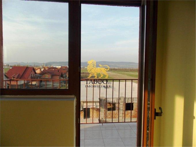 vanzare apartament decomandat, comuna Selimbar, suprafata utila 78 mp
