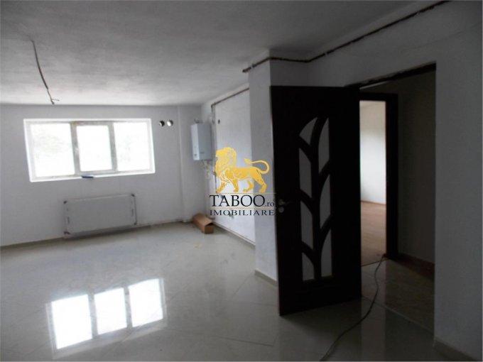 Apartament de vanzare in Sibiu cu 2 camere, cu 1 grup sanitar, suprafata utila 74 mp. Pret: 41.000 euro.