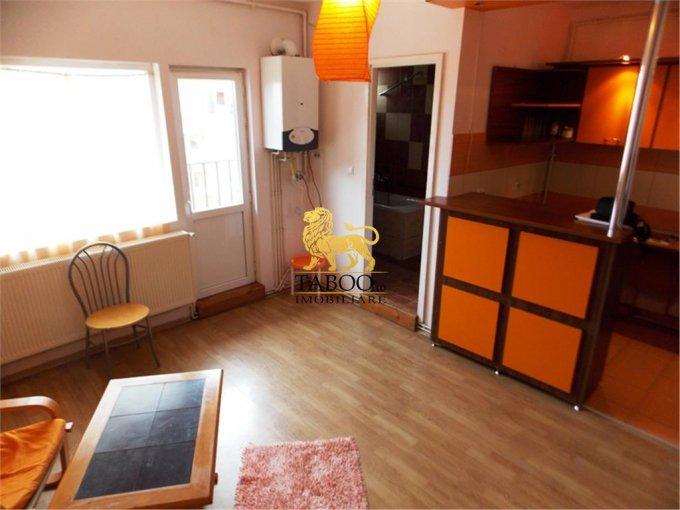 Apartament de vanzare direct de la agentie imobiliara, in Sibiu, in zona Turnisor, cu 29.000 euro. 1 grup sanitar, suprafata utila 50 mp.