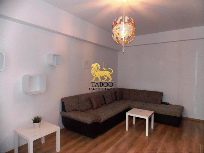 Apartament inchiriere cu 2 camere, etajul 8 / 10, 1 grup sanitar, cu suprafata de 62 mp. Sibiu.