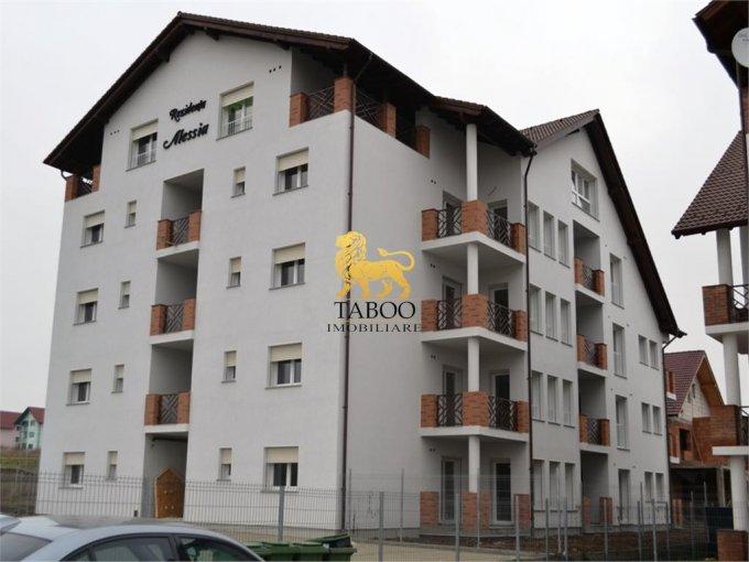 vanzare Apartament Sibiu cu 2 camere, cu 1 grup sanitar, suprafata utila 74 mp. Pret: 53.000 euro.