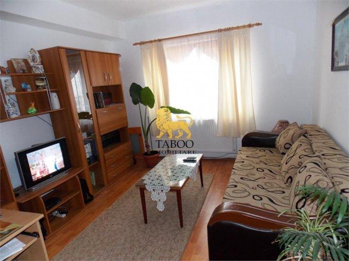 Apartament de vanzare in Sibiu cu 2 camere, cu 1 grup sanitar, suprafata utila 56 mp. Pret: 25.000 euro.