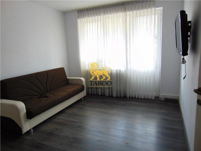 inchiriere Apartament Sibiu cu 2 camere, cu 1 grup sanitar, suprafata utila 55 mp. Pret: 250 euro.