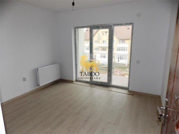 Apartament de vanzare in Sibiu cu 2 camere, cu 1 grup sanitar, suprafata utila 50 mp. Pret: 32.900 euro.