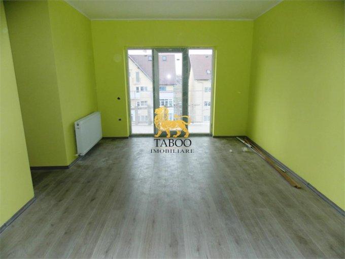 vanzare Apartament Sibiu cu 2 camere, cu 1 grup sanitar, suprafata utila 63 mp. Pret: 39.900 euro.