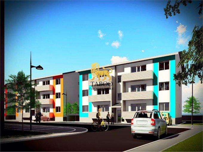 Apartament vanzare Sibiu 2 camere, suprafata utila 50 mp, 2 grupuri sanitare. 35.000 euro. Etajul 1 / 2. Apartament Selimbar Sibiu