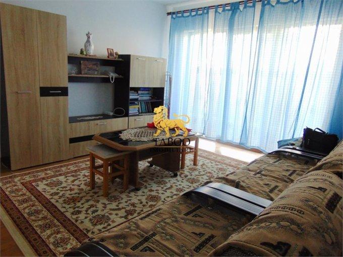 Apartament vanzare Sibiu 2 camere, suprafata utila 46 mp, 1 grup sanitar. 34.900 euro. La Parter / 4. Apartament Strand Sibiu