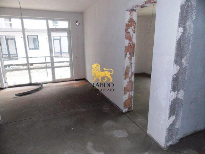 Apartament de vanzare in Sibiu cu 2 camere, cu 1 grup sanitar, suprafata utila 42 mp. Pret: 27.500 euro.