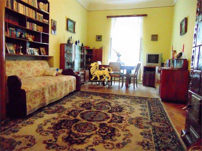 Apartament de vanzare direct de la agentie imobiliara, in Sibiu, cu 74.900 euro. 1 grup sanitar, suprafata utila 82 mp.