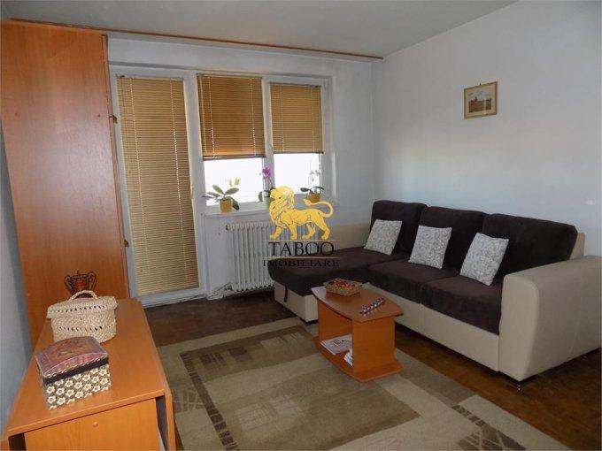 Apartament de vanzare direct de la agentie imobiliara, in Sibiu, in zona Vasile Milea, cu 40.500 euro. 1 grup sanitar, suprafata utila 43 mp.