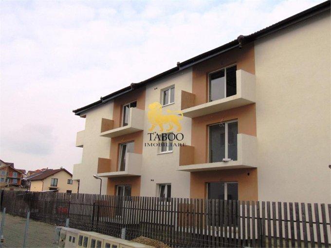 Apartament vanzare Sibiu 2 camere, suprafata utila 59 mp, 1 grup sanitar. 34.400 euro. Etajul 2 / 2. Apartament Calea Cisnadiei Sibiu