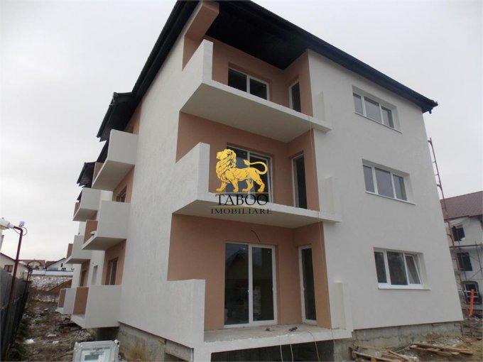 Apartament vanzare Calea Cisnadiei cu 2 camere, etajul 2 / 2, 1 grup sanitar, cu suprafata de 59 mp. Sibiu, zona Calea Cisnadiei.