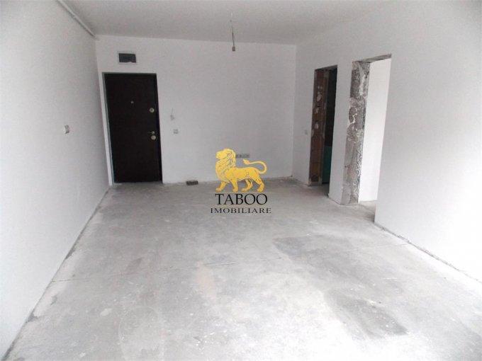 Apartament de vanzare in Sibiu cu 2 camere, cu 1 grup sanitar, suprafata utila 40 mp. Pret: 35.900 euro.