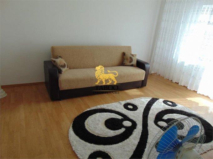 Apartament inchiriere Sibiu 2 camere, suprafata utila 55 mp, 1 grup sanitar. 330 euro. Etajul 2 / 7. Apartament Sibiu