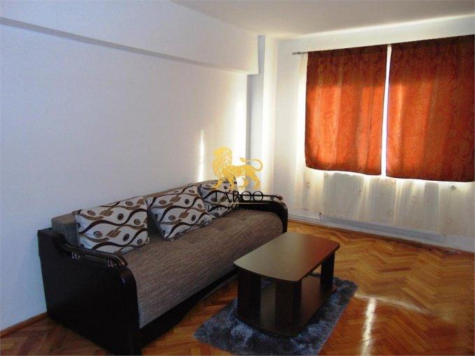 Apartament inchiriere Sibiu 2 camere, suprafata utila 60 mp, 1 grup sanitar. 280 euro. La Parter / 4. Apartament Ciresica Sibiu