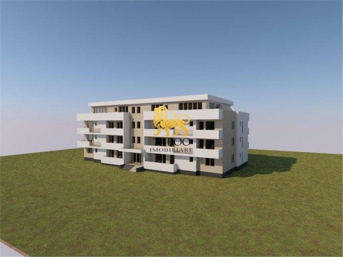vanzare Apartament Sibiu cu 2 camere, cu 1 grup sanitar, suprafata utila 44 mp. Pret: 32.000 euro.