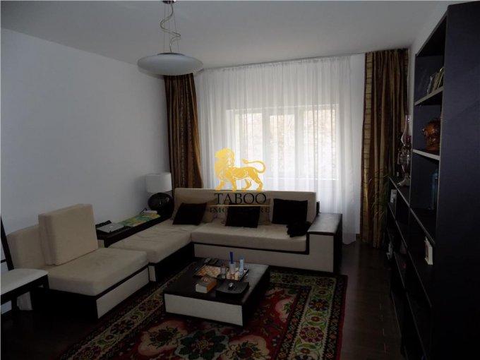 Apartament vanzare Sibiu 2 camere, suprafata utila 63 mp, 1 grup sanitar. 60.000 euro. Etajul 1 / 4. Apartament Tilisca Sibiu