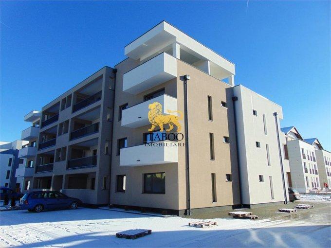 Apartament vanzare Sibiu 2 camere, suprafata utila 44 mp, 1 grup sanitar. 32.000 euro. Etajul 1 / 3. Apartament Calea Cisnadiei Sibiu