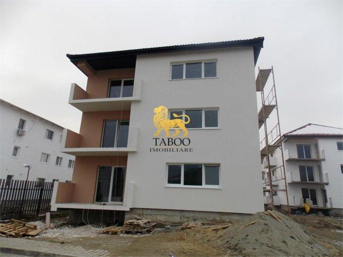Apartament vanzare Sibiu 2 camere, suprafata utila 54 mp, 1 grup sanitar. 33.400 euro. Etajul 1 / 2. Apartament Calea Cisnadiei Sibiu