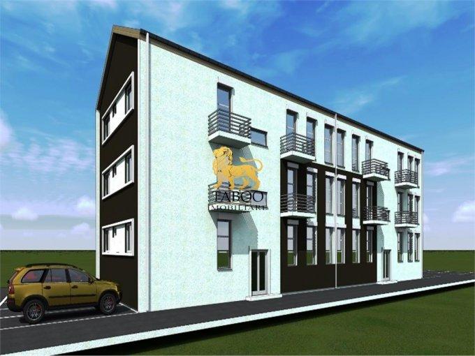Apartament de vanzare direct de la agentie imobiliara, in Sibiu, in zona Calea Cisnadiei, cu 28.500 euro. 1 grup sanitar, suprafata utila 42 mp.