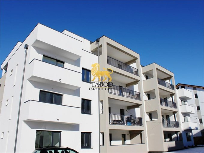 Apartament de vanzare direct de la agentie imobiliara, in Sibiu, in zona Calea Cisnadiei, cu 60.000 euro. 2 grupuri sanitare, suprafata utila 63 mp.