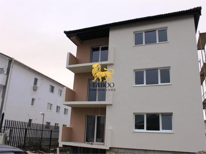 Apartament vanzare Sibiu 2 camere, suprafata utila 54 mp, 1 grup sanitar. 33.400 euro. Etajul 2 / 2. Apartament Calea Cisnadiei Sibiu