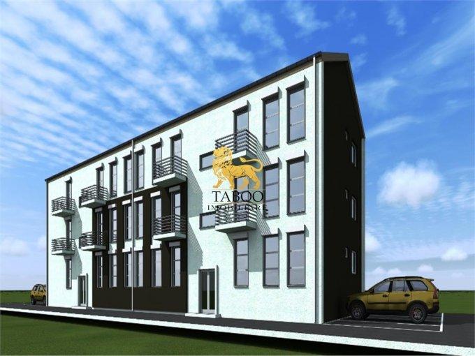 vanzare Apartament Sibiu cu 2 camere, cu 1 grup sanitar, suprafata utila 42 mp. Pret: 28.500 euro.