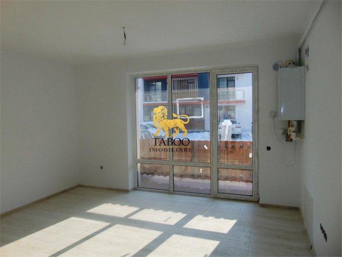 Apartament de vanzare in Sibiu cu 2 camere, cu 1 grup sanitar, suprafata utila 40 mp. Pret: 33.900 euro.