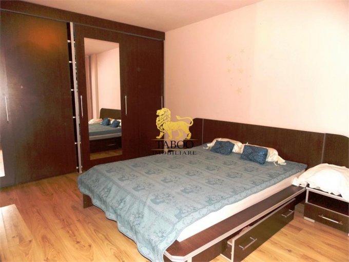 Apartament de vanzare in Sibiu cu 2 camere, cu 1 grup sanitar, suprafata utila 65 mp. Pret: 41.200 euro.